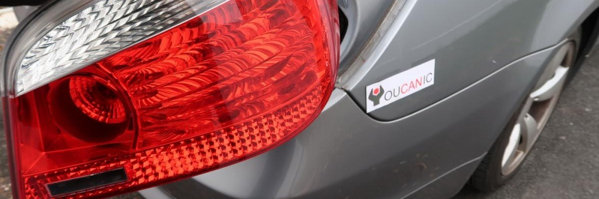 BMW 5-Series E60 Tail Light Replacement