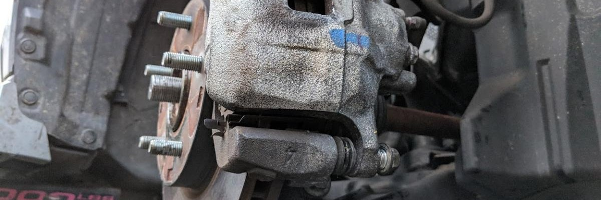 How to Change Front Brake Pads Dodge Caliber