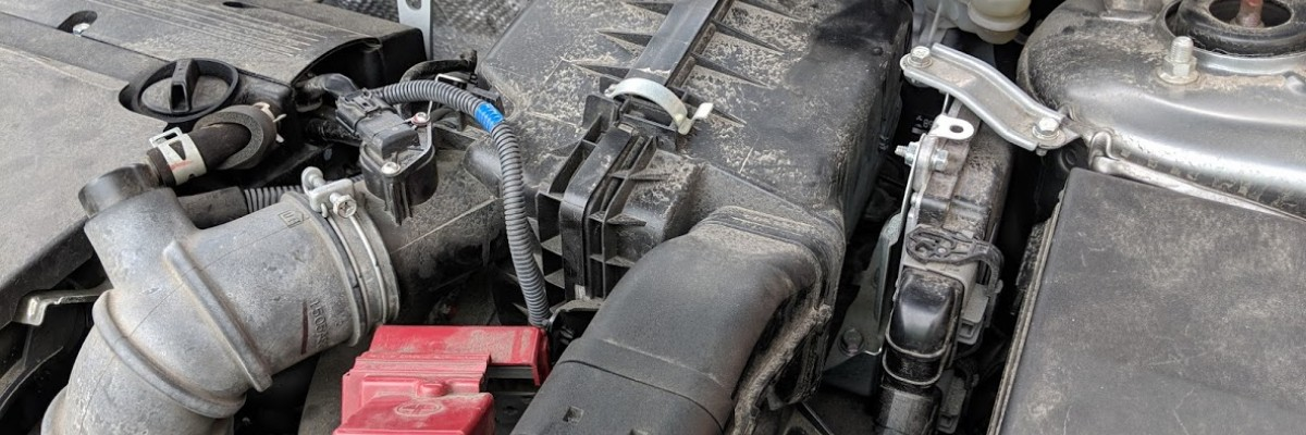 How to Change Engine Air Filter on a Mitsubishi