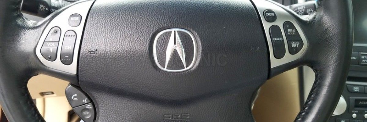 How to Reset Acura Oil Life Service Reminder