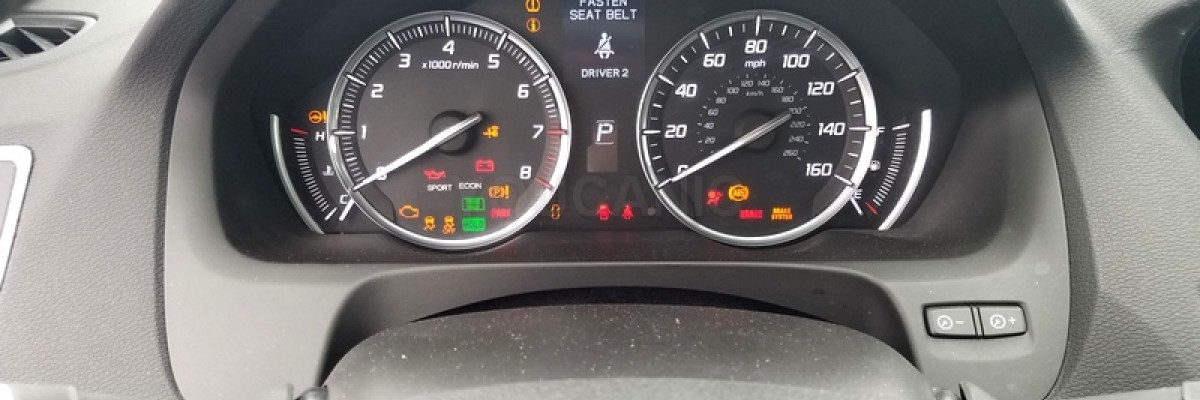 How to Read & Clear Acura Fault Codes