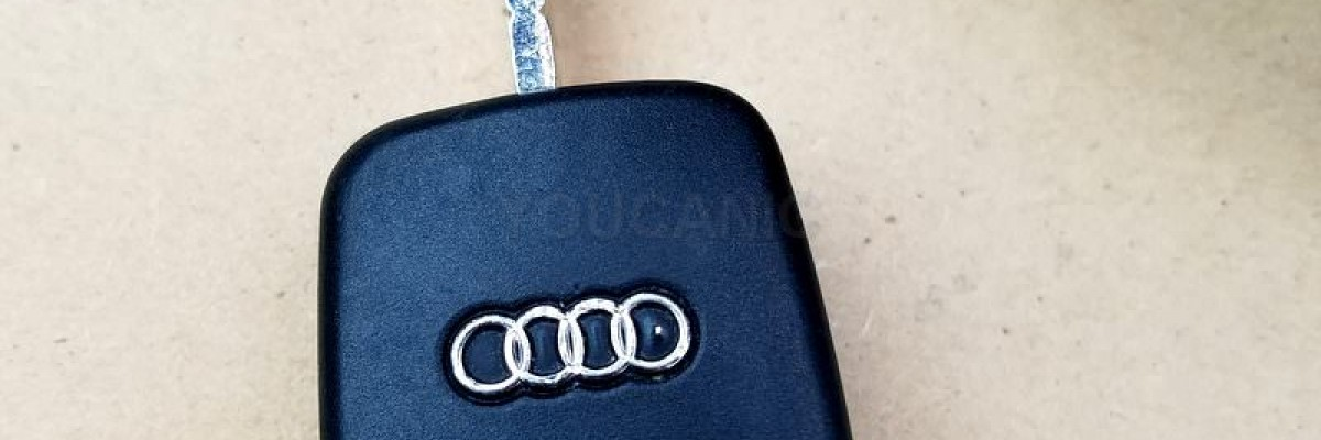 How to Change Audi Key Fob Battery