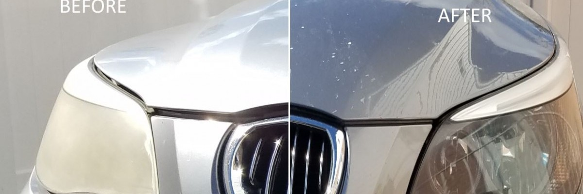 How to Restore BMW Headlights