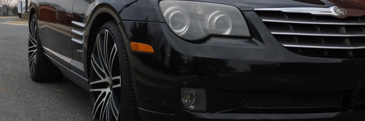 How to Replace Windshield Wiper Chrysler Crossfire