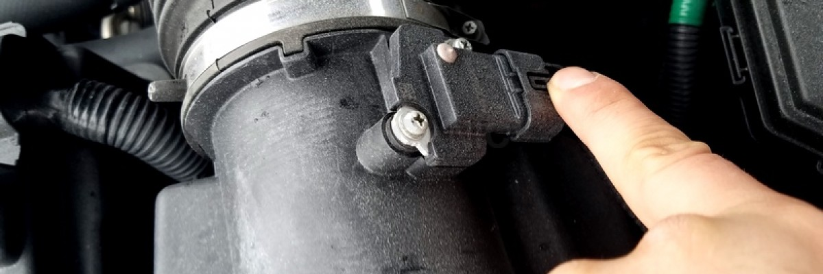 How to Replace Acura Mass Airflow Sensor