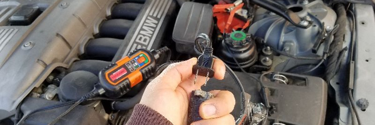 How to Charge BMW Battery the Right Way