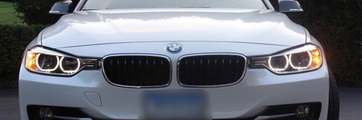 BMW Front Grille Upgrade | Black Kidney Grille | DIY Guide