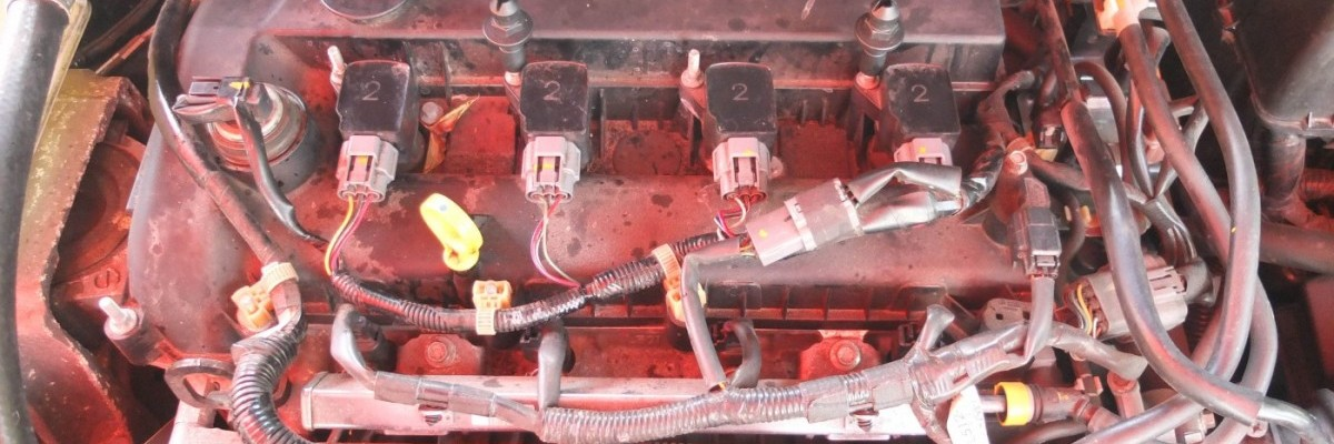 How to Change Ignition Coils on a Mazda