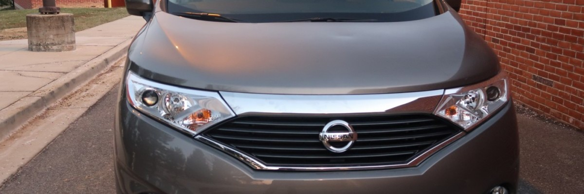 How to Change High Beam Light Bulb on Nissan Quest 2011-2017