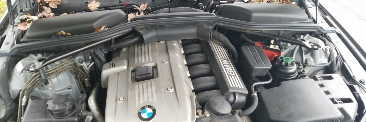 How to add brake fluid, check level. 2004-2013 BMW  3-Series