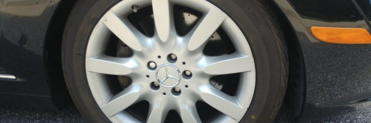 Mercedes-Benz S-Class W221 Front Pad