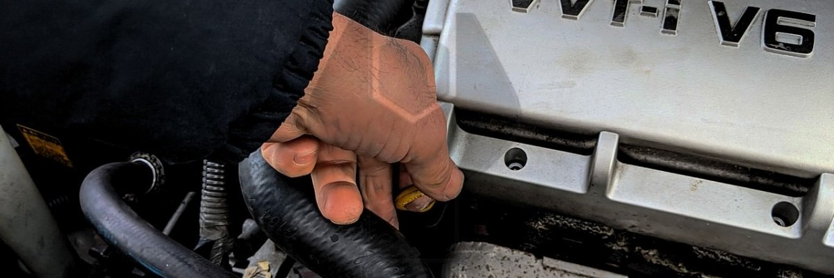 How to Check Lexus Engine Oil Level