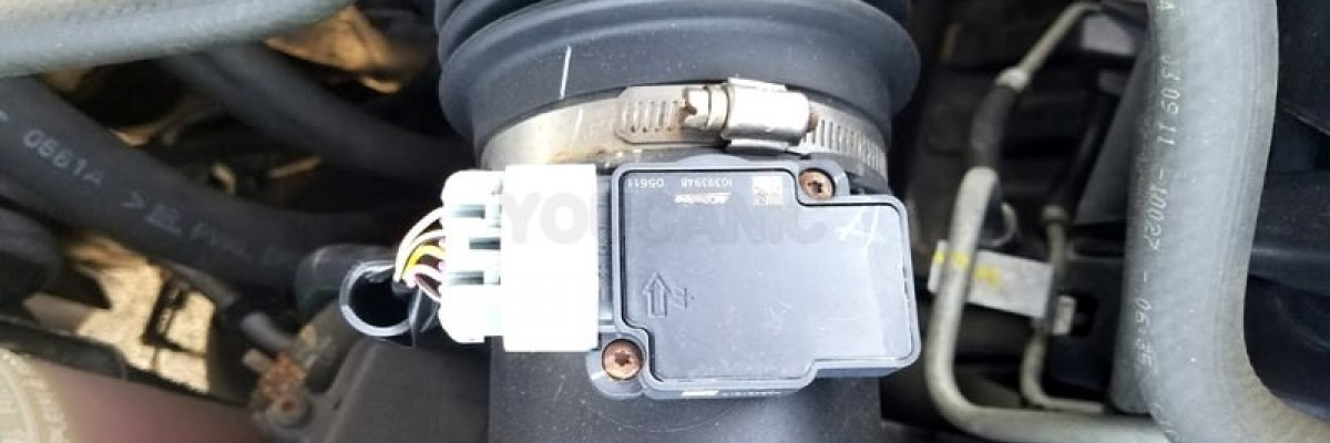 How to Change Mass Air Flow (MAF) Sensor on  Cadillac