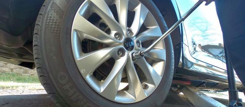 Kia Lower Ball Joint Replacement Instructions