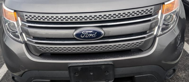 Ford Key Fob Battery Replacement Instructions