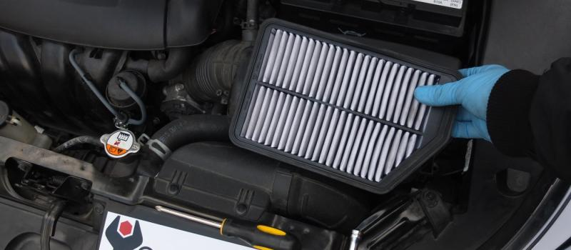 Hyundai Elantra Engine Air Filter Replacement Guide
