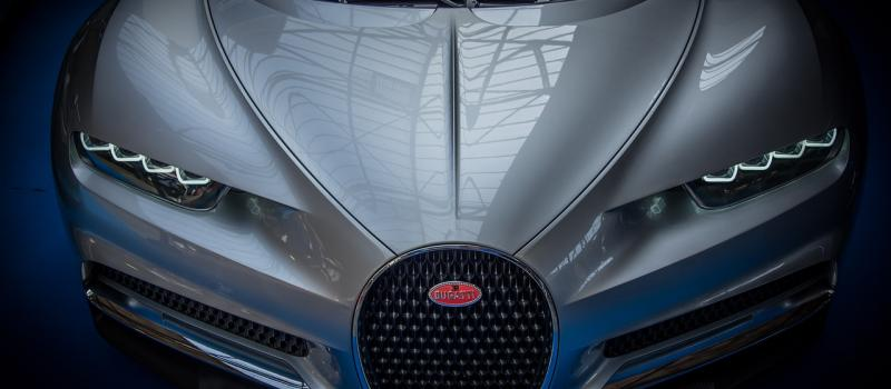 How to Decode Bugatti VIN Number