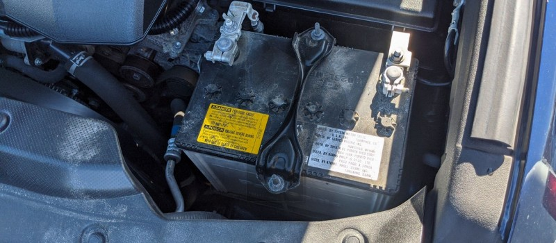 How to Charge Toyota Car Battery
