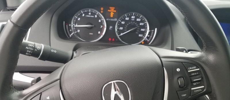 Acura Power Steering Check Fluid, Noise, Problems