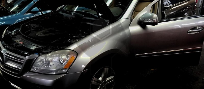 How to Check Transmission Fluid Level Mercedes 722.9 7-Speed