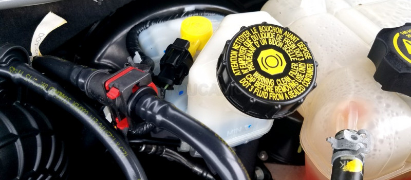How to Check Chevrolet Brake Fluid Level