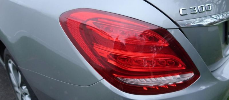 2015+ Mercedes-Benz C E S Class Tail Light Replacement