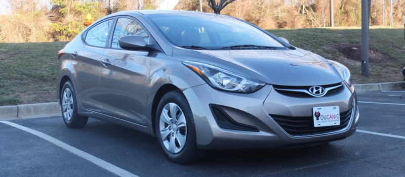 2011-2016 Hyundai Elantra Fuse List, Location