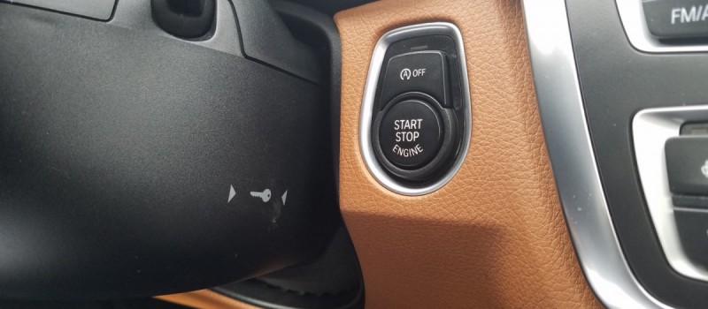 How to Manually Start BMW with Dead Key Fob