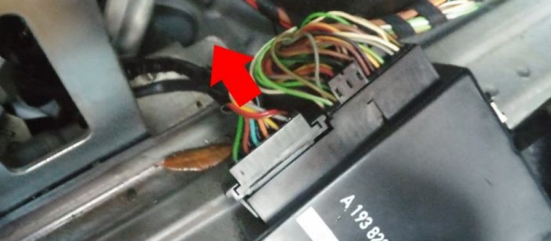 Chrysler Crossfire Convertible Power Top Control Module AKS Replacement 2004-2007