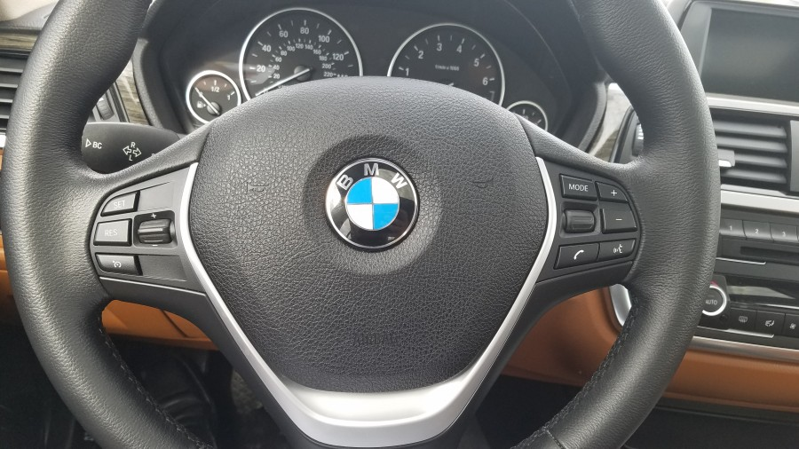BMW Brake Reset  via hidden menu