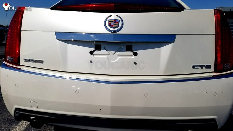 cadillac trunk won't stay open