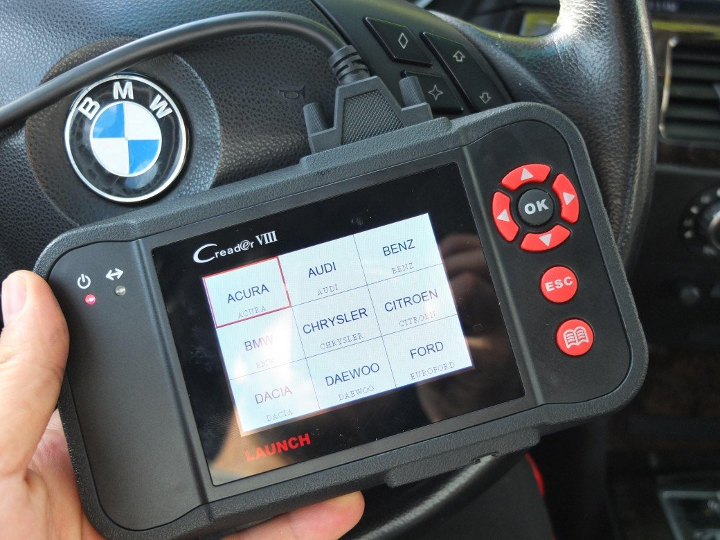 launch scanner for bmw