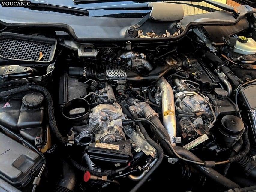 s class diesel problems