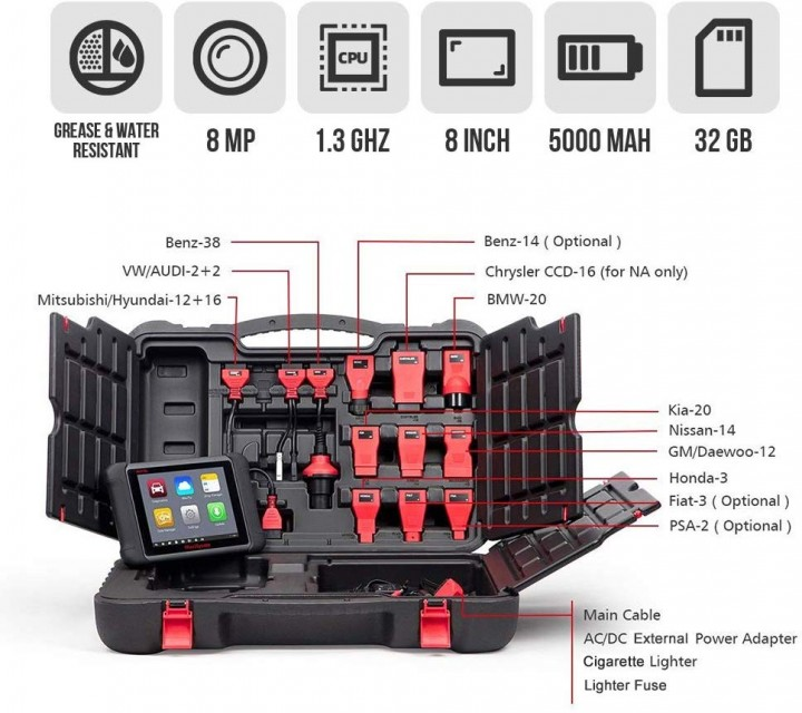 best professional diagnostic scanner for toyota lexus