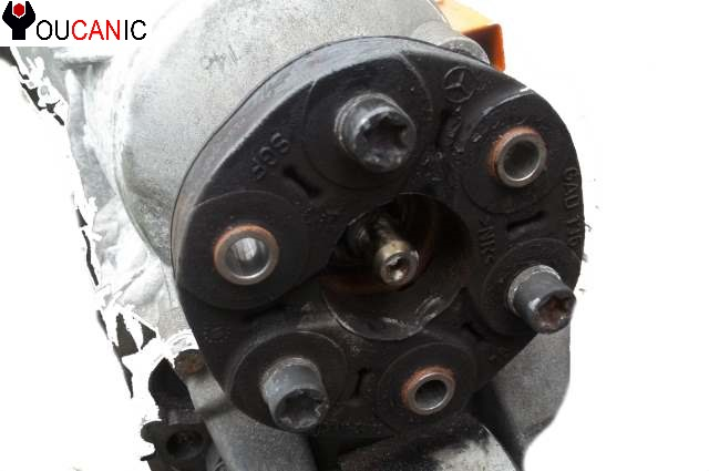 BMW Flex disc CV Joint at Rear Driveshaft Problem