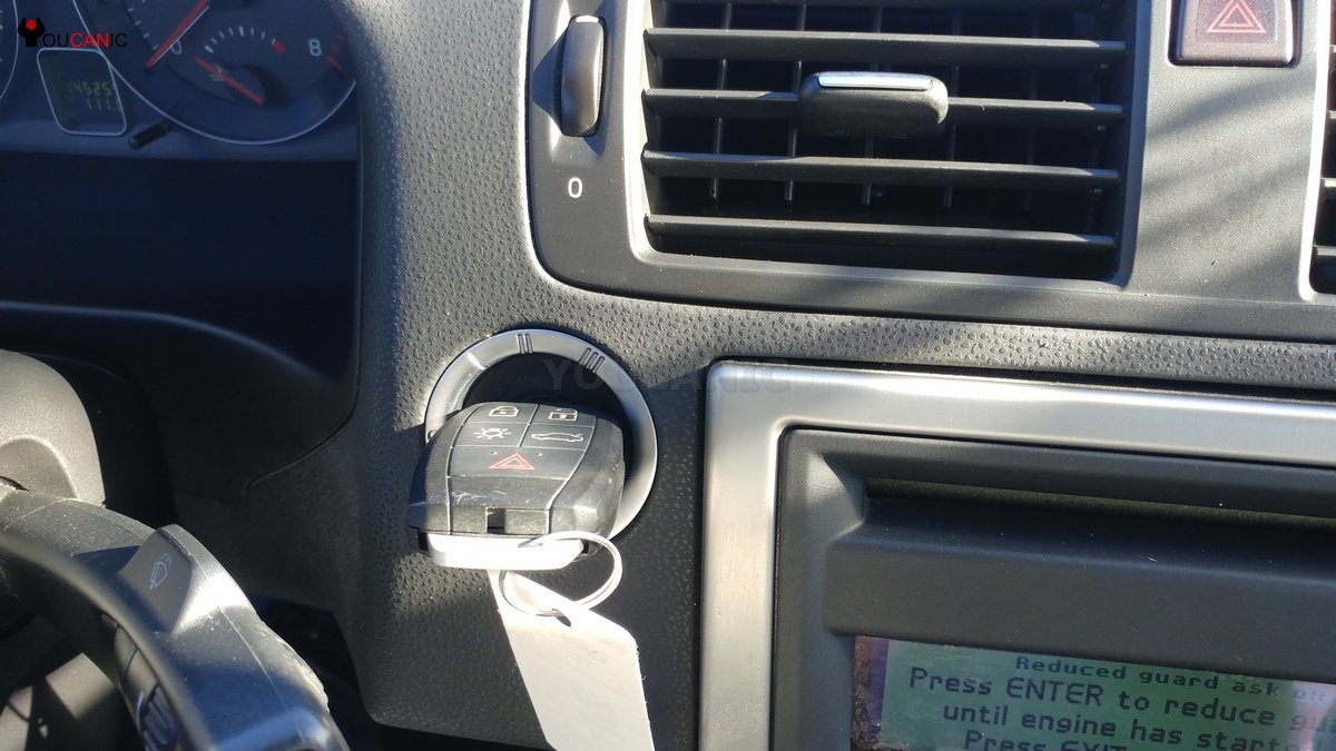 bad ignition swtich preventing car from starting