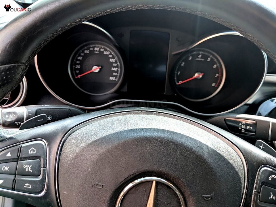 turn off ignition read mercedes fault codes