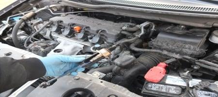 Honda Oxygen Sensor Replacement Guide