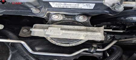 Ford Focus Engine Mount Replacement