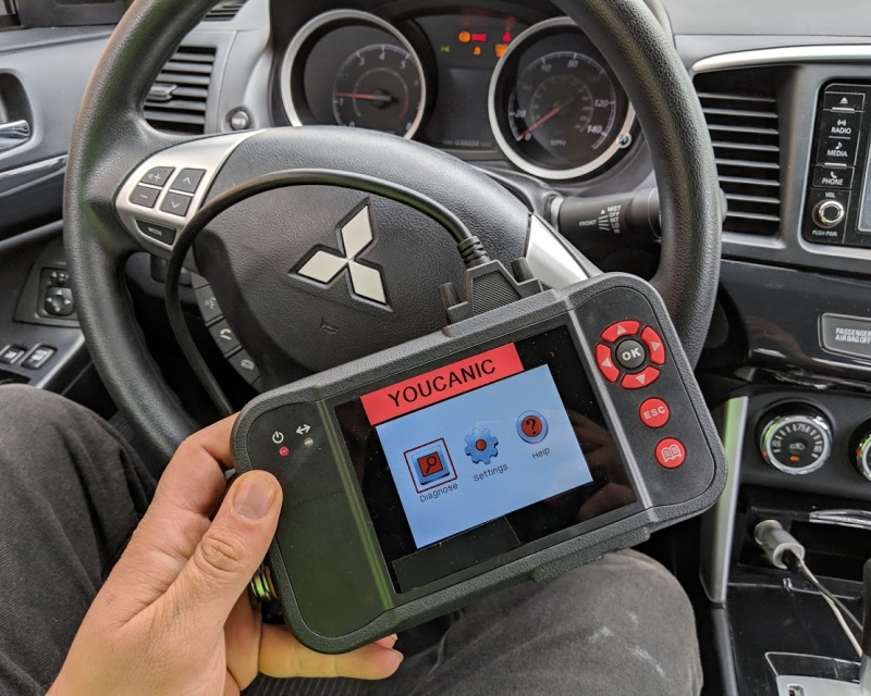 Choosing the Best OBD2 Scanner for Mitsubishi