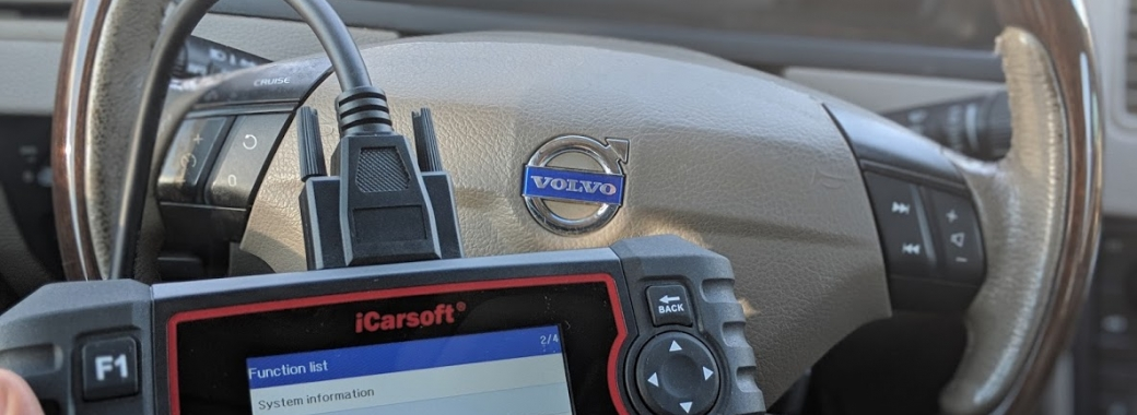 Best OBD2 Scanners for Volvo vehicles