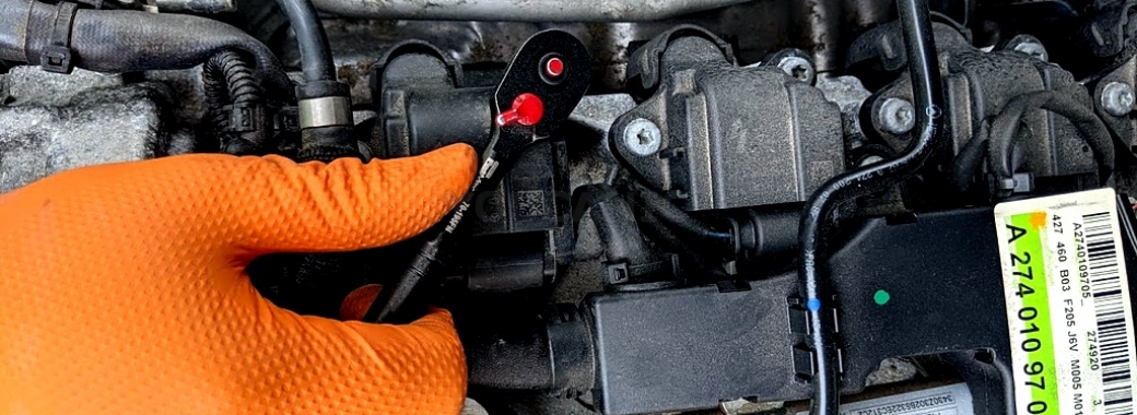 How to change spark plugs on Mercedes-Benz 2.0L 4 Cylinder Turbo M274 M270