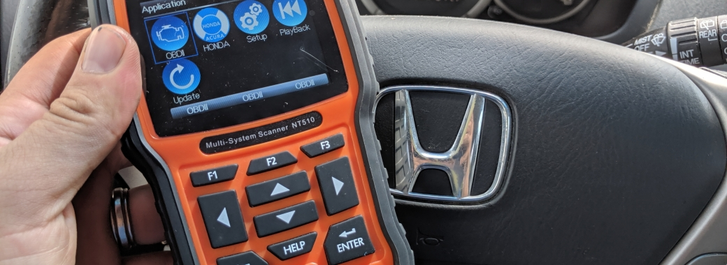 Best OBD2 scanners for Honda and Acura vehicles