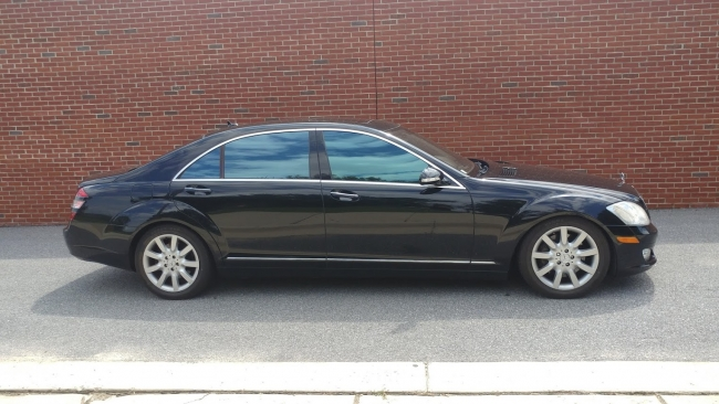 2006-2013 Mercedes S CL Class W221 Auxiliary Battery Replacement