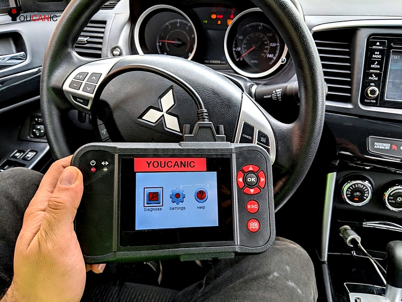 How To Start A Car With A Dead Battery >> Mitsubishi SRS Airbag Warning Light Troubleshoot Guide
