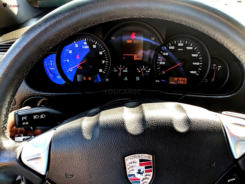 Troubleshooting Porsche Check Engine Light